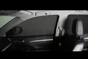 Стандартные экраны на передние двери