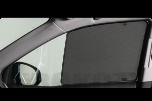 Укороченные экраны на передние двери